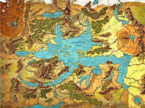 Not Forgotten Realms Homepage | World Anvil