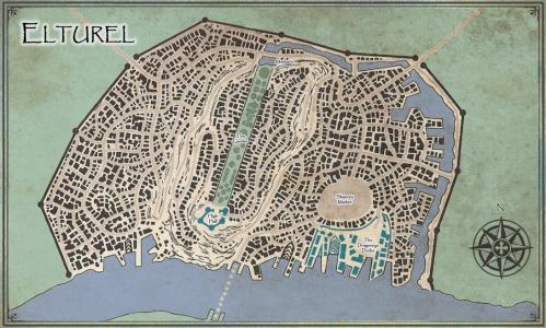 Elturel Settlement in Forgotten Realms | World Anvil