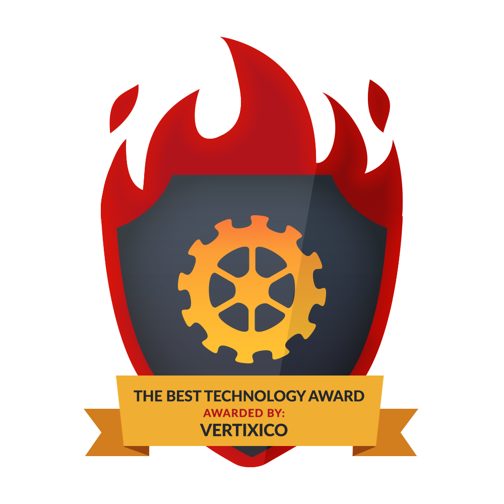 WorldEmber 2018 - Best Technology Badge