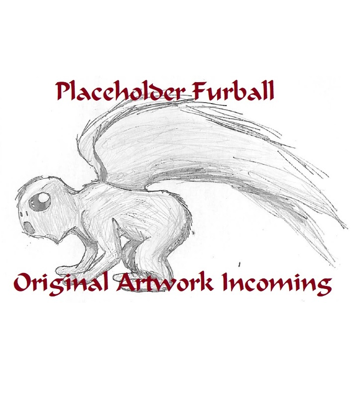 Vertical Placeholder Furball