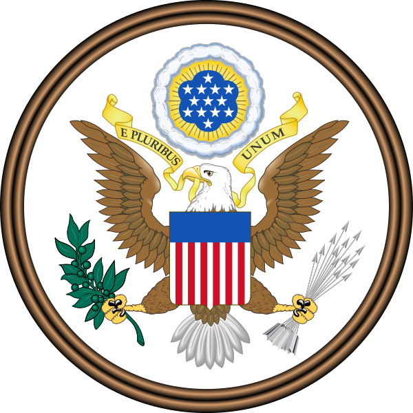 The Crest of the United States of America