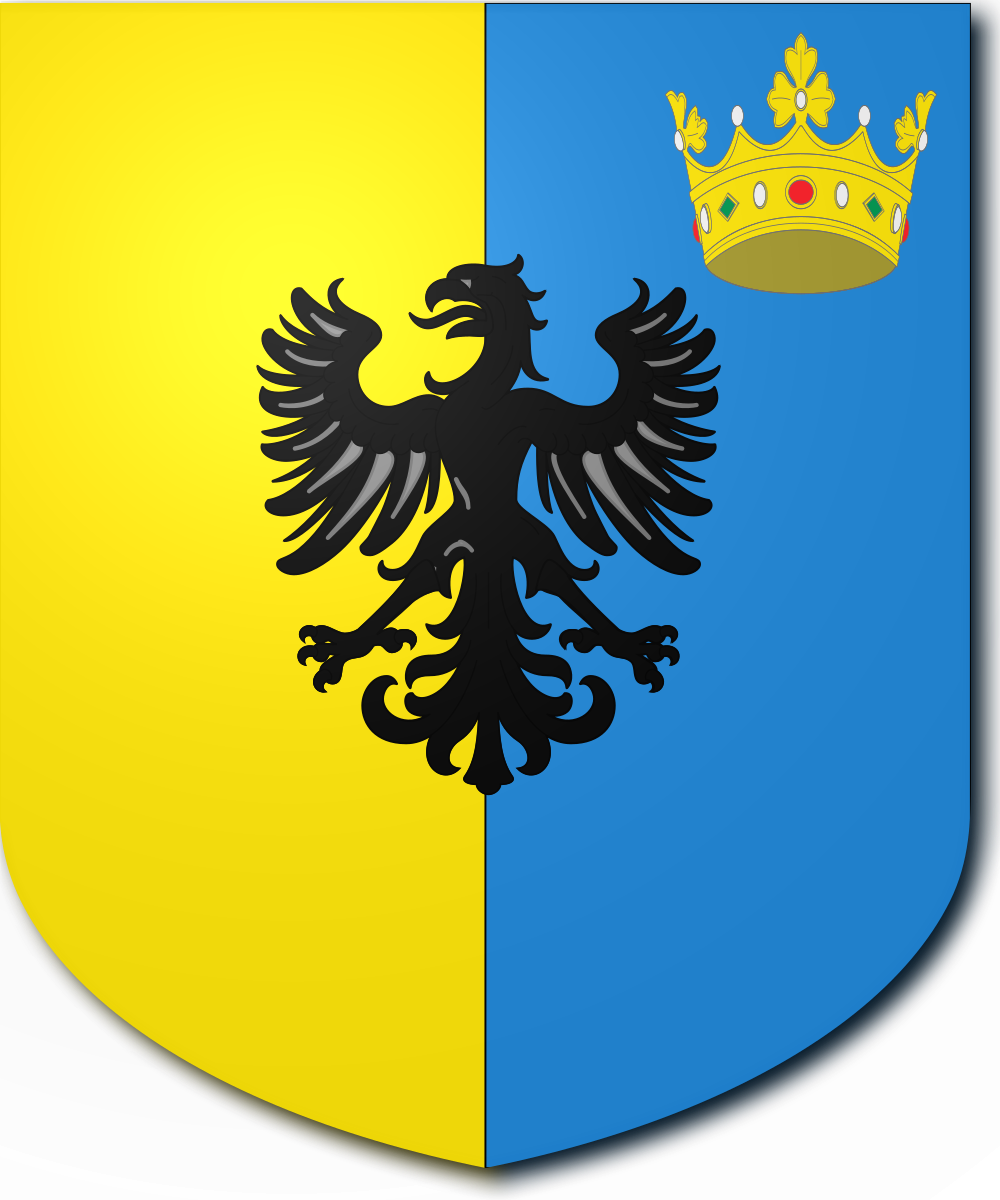 Royal Arms of Francis Leopold