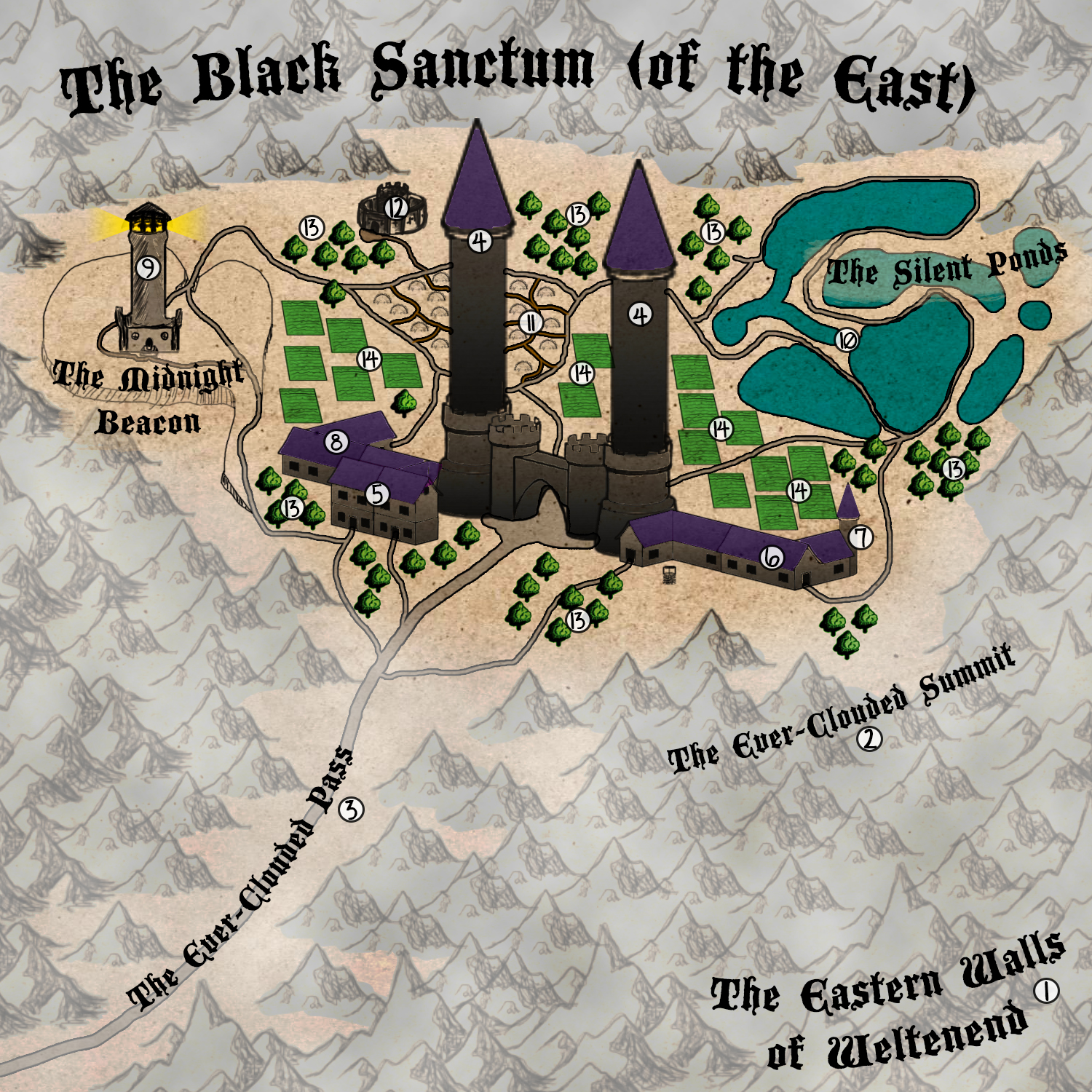 The Black Sanctum of the East, Labled.jpg