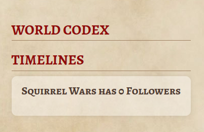 Codex - categories - new world - TOC shows up with first draft articl.png
