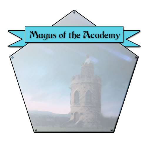 Magus of the Academy Patron Tier (3$)