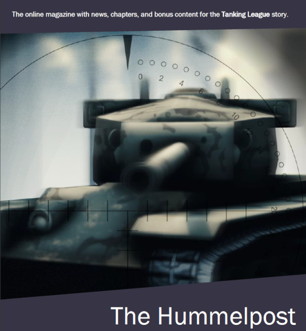 Hummelpost Cover Vol5