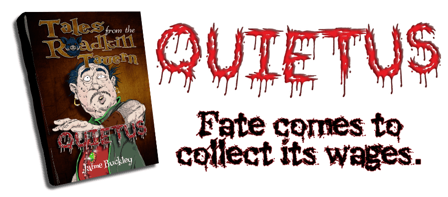 Tavern Tales: Quietus