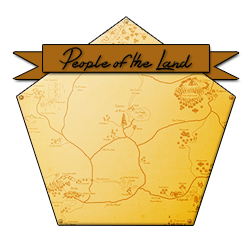 People of the Land Patron Tier (1$)