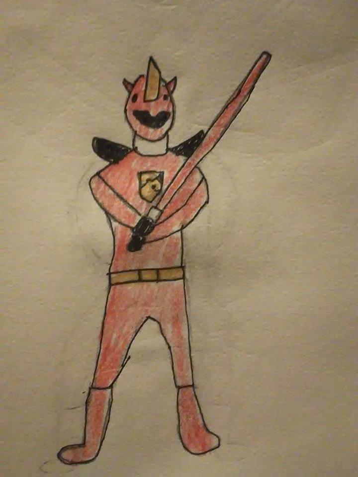 Red Rhino Ranger   World Anvil