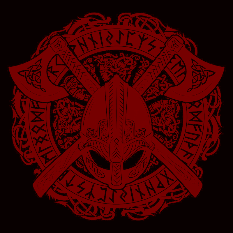 Crest of blood axes