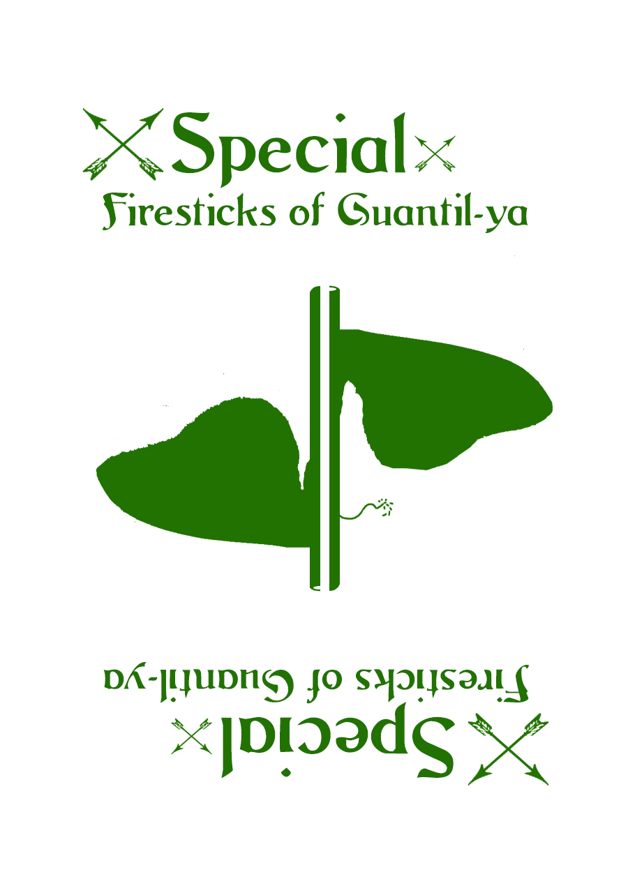 Special of Arrows, Firesticks of Guantil-ya.jpg