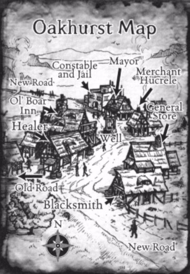 Oakhurst Settlement in Tales of the Yawning Portal | World Anvil