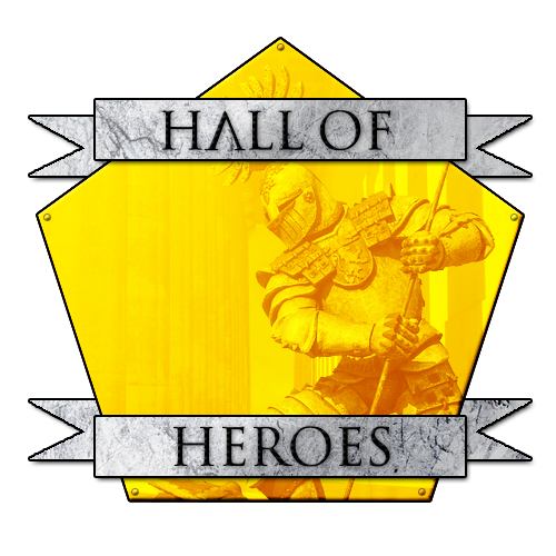 Hall of Heroes Patron Tier (100$)