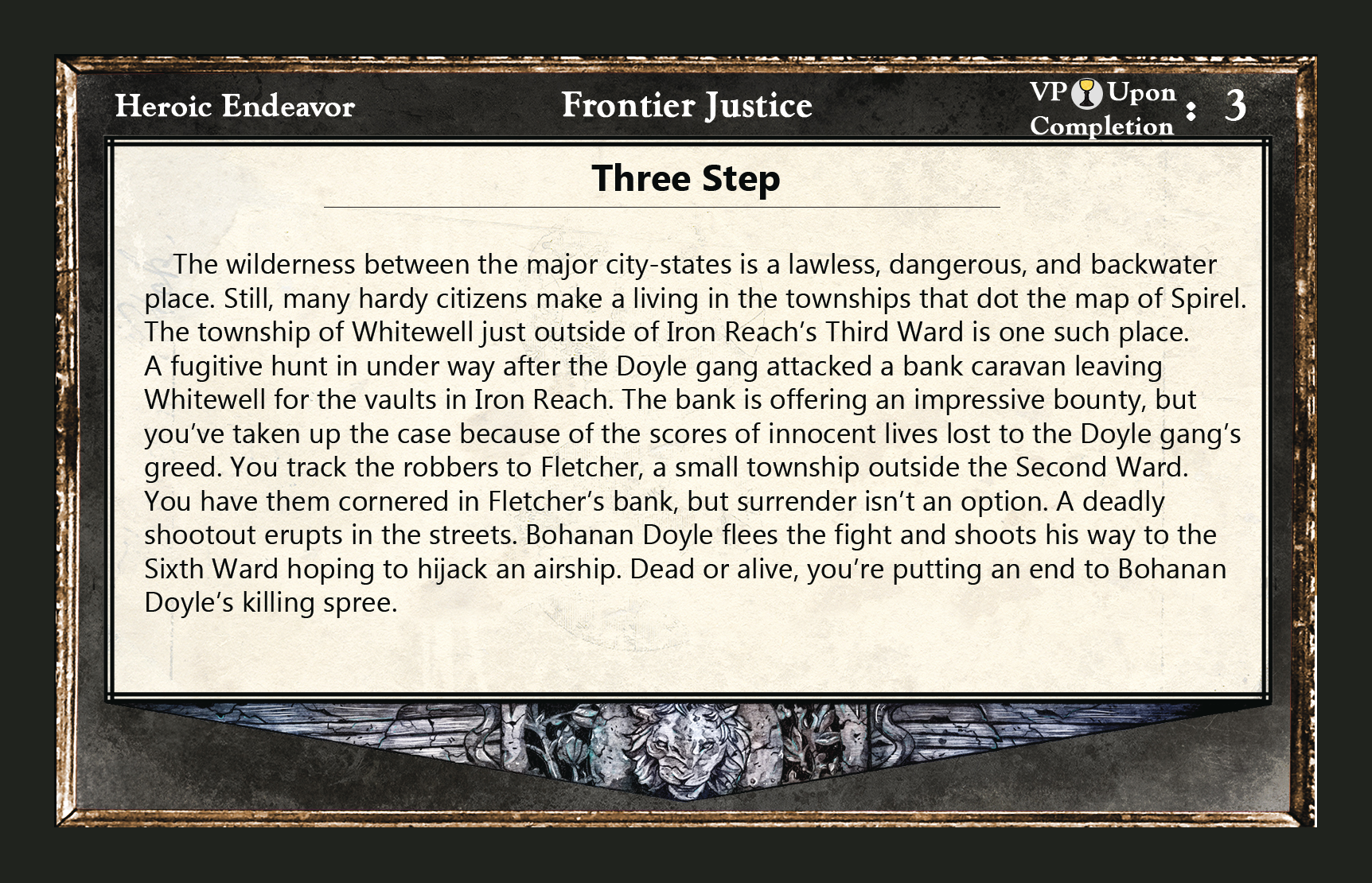 Frontier Justice Backer