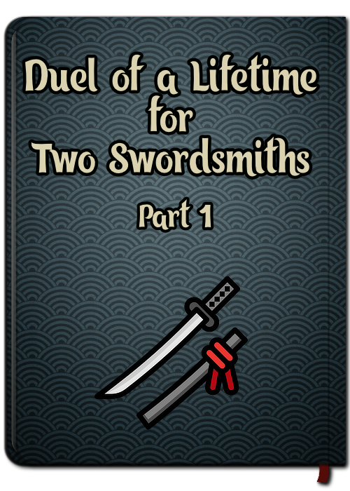 Duel of a Lifetime for 2 Swordsmiths - 500x700.png