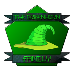 The Greenhorn Family Patron Tier (50$)
