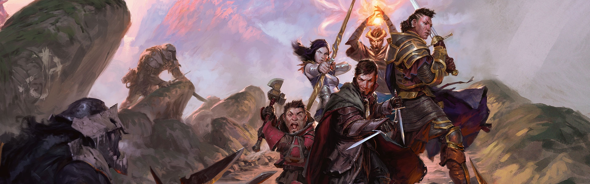 the great list of dungeons amp dragons 5e adventures - 1920×500