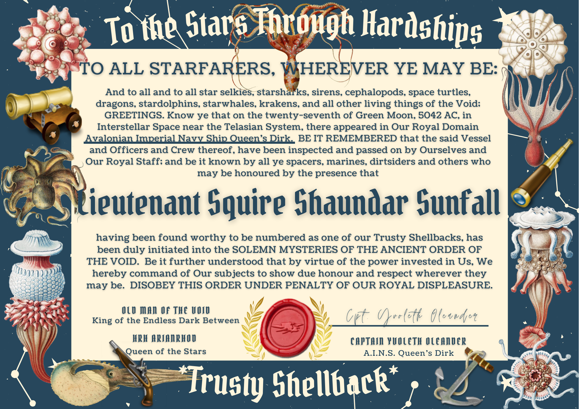 Crossing the Stars Certificate.png