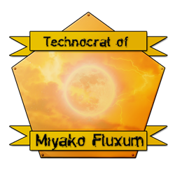 Technocrat of Miyako Fluxum Patron Tier (9$)