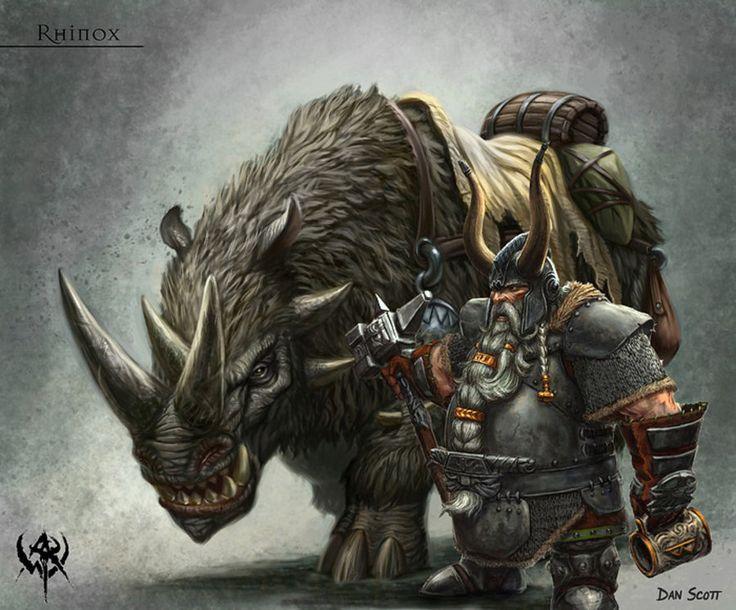 R'hinox   World Anvil