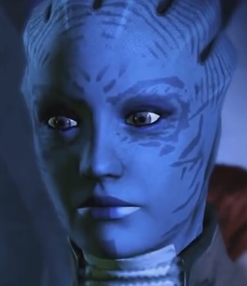 Asari Species In Multishep Test World Anvil