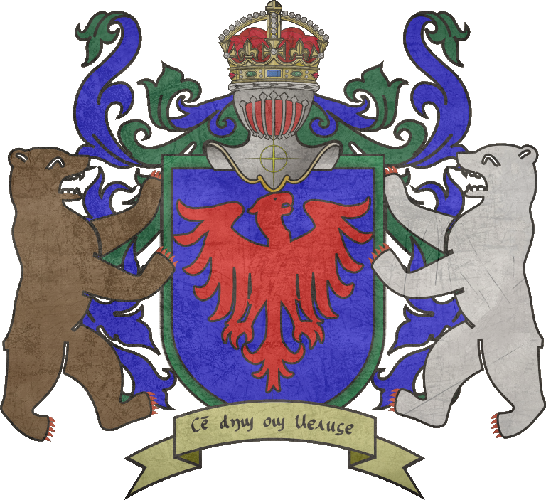 Enterdese Coat of Arms