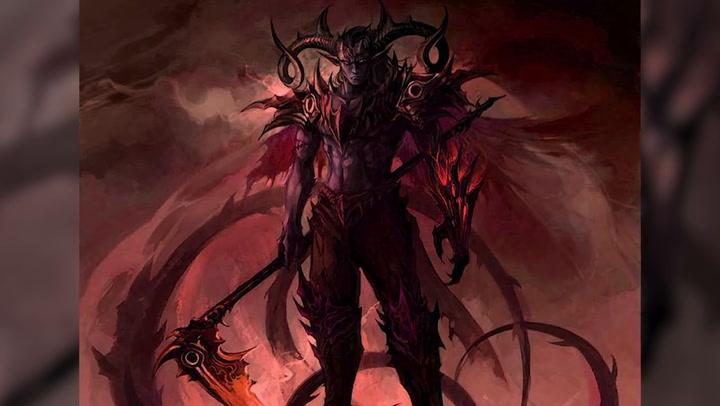Archduke Moloch Character In Farren World Anvil