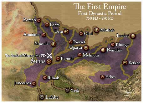 The First Empire at its Foundation