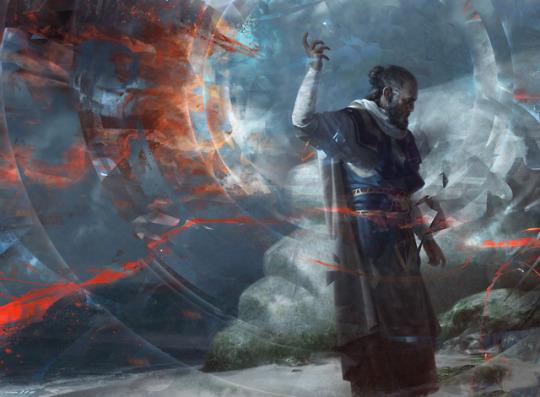 Image result for elder scrolls magic art