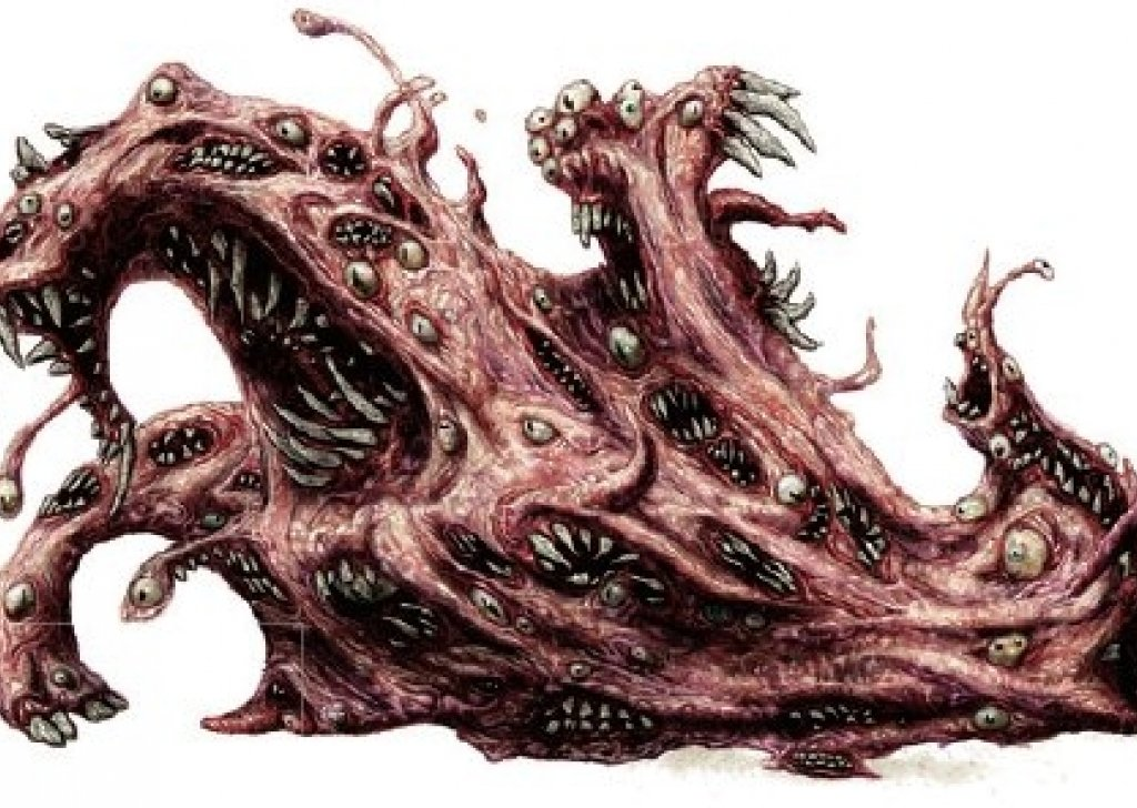 Alien monster list Generic article in La galassia dei titani | World