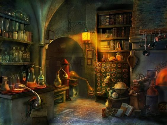 Leon's Alchemy Lab