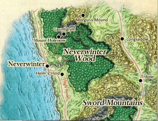 Neverwinter Settlement in Sword Coast Adventures   World Anvil