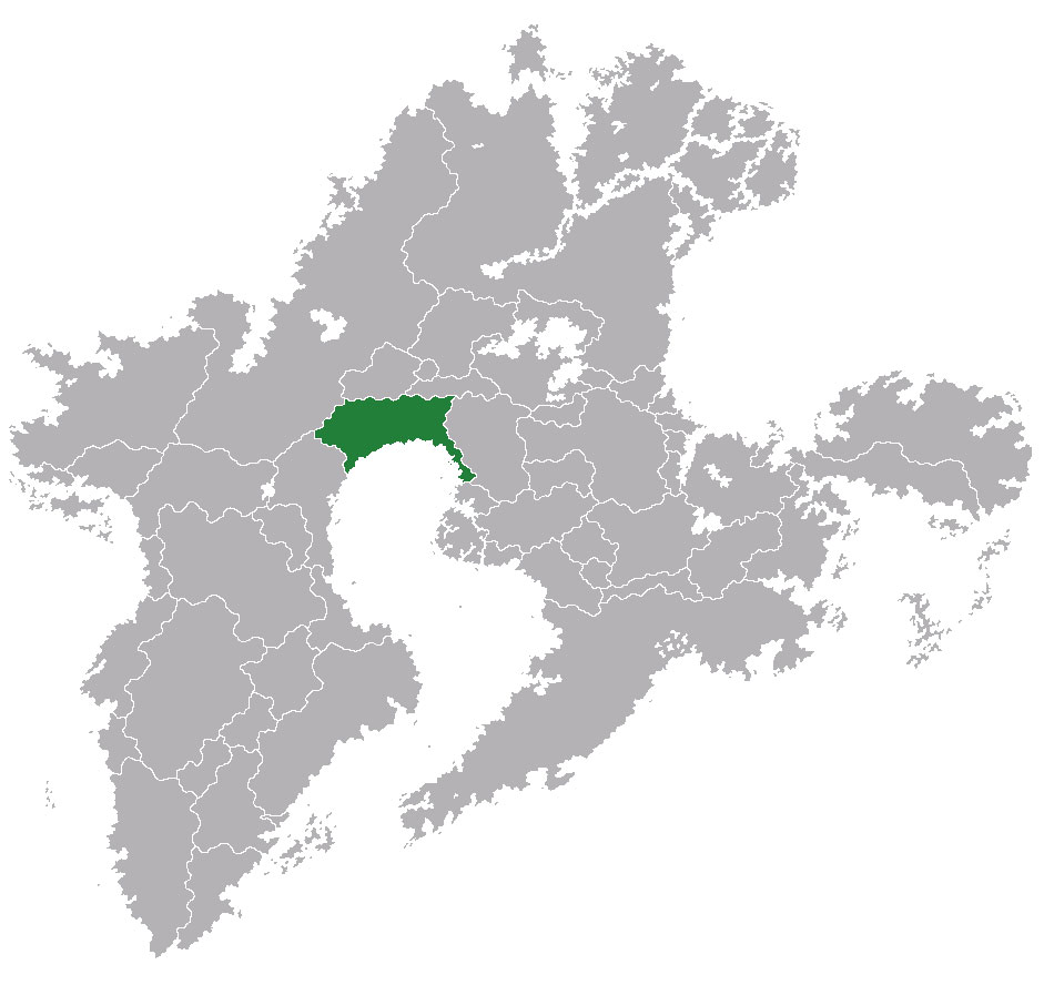 Location of Alminthas